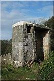 SX9065 : Limestone arch, Chapel Hill Pleasure Grounds by Derek Harper
