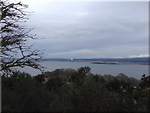 NH6750 : Moray Firth above Kilmuir by Dave Thompson