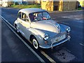 TQ7469 : Vintage 1966 Morris Minor, Canal Road, Strood by Chris Whippet
