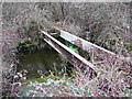 TM1879 : Disused sewage works tank by Evelyn Simak