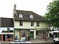 SP3509 : Nos. 48, 49a & 49 Market Square, Witney, Oxon by L S Wilson