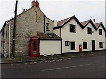 ST6976 : Former Pucklechurch Post Office by Jaggery