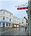 SO7746 : A Wet Evening in Malvern by Des Blenkinsopp