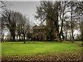 SD8001 : Agecroft Cemetery, Disused Mortuary Chapel by David Dixon