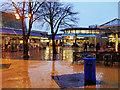 SD8010 : The Square, Bury Market by David Dixon