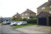 ST4715 : Cottages Chiselborough by Nigel Mykura