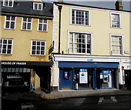SP0202 : TSB, Cirencester by Jaggery