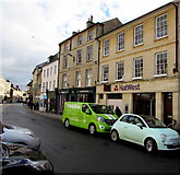 SP0202 : NatWest Cirencester by Jaggery