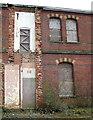 TG2809 : St Andrew's House - brickwork detail by Evelyn Simak
