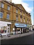 SP0202 : Caffè Nero, Market Place, Cirencester by Jaggery