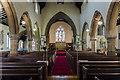TF1089 : Interior, St Thomas' church, Market Rasen by Julian P Guffogg