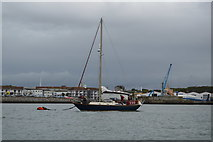 SX4853 : 2310 moored by N Chadwick