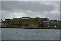SX4853 : The Royal Citadel by N Chadwick