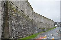 SX4853 : Citadel Wall by N Chadwick