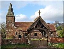SY0191 : St Petrock's church, Farringdon by Derek Harper