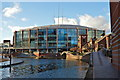 SP0586 : The Barclaycard Arena by Philip Pankhurst