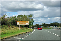 SE4497 : A19 heading north by Robin Webster