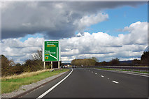 SE4381 : A168/A19 heading north by Robin Webster