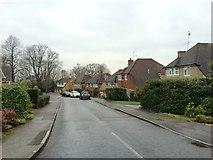 TQ8833 : Wells Close, Tenterden by Chris Whippet