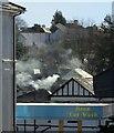 SX9064 : Smoke, Torre by Derek Harper