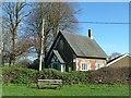 SK8707 : Egleton Village Hall by Alan Murray-Rust