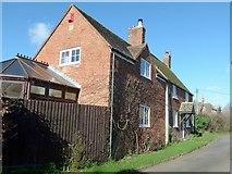 SK8707 : Woodbine Cottage, Main Street, Egleton by Alan Murray-Rust