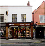 SP0202 : Oxfam shop in Cirencester by Jaggery