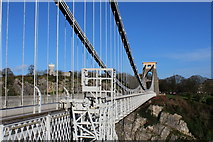 ST5673 : Clifton Suspension Bridge by Chris Heaton