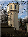 SJ7083 : The water tower at High Legh by Ian Greig
