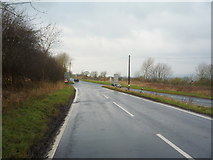 TA0579 : National Cycle Route 1 joining the A1039 near Folkton by JThomas