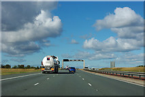 SE4821 : A1(M) northbound by Robin Webster
