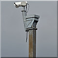 J3876 : Traffic monitoring camera, Tillysburn, Belfast (February 2016) by Albert Bridge