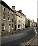 SP0202 : Dollar Street towards Cirencester town centre by Jaggery
