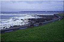 NZ3575 : Coast near Curry's Point by Stephen McKay