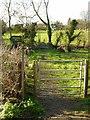 SK9508 : Hereward Way near Empingham by Alan Murray-Rust