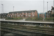 SO5140 : Hereford Railway Station by Richard Sutcliffe