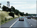 SE4917 : Southbound A1, Antenna at Jackson's Hill by David Dixon
