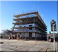ST3188 : Renaissance Point housing construction, Newport by Jaggery