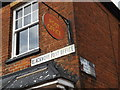 TL6001 : Blackmore Post Office signs by Adrian Cable