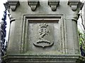NS4175 : Gatepost detail by Lairich Rig