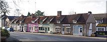 TL5646 : Linton High Street by M H Evans