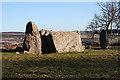 NJ7428 : Loanhead of Daviot Recumbent Stone Circle (8) by Anne Burgess