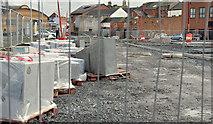 J3674 : The CS Lewis Square, Belfast - February 2016(2) by Albert Bridge