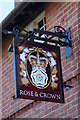 SE5347 : The Rose & Crown by Ian S