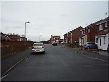 TA1181 : Sycamore Avenue, Filey by JThomas