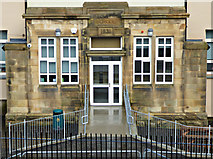 NS3174 : St John's RC Primary School by Thomas Nugent