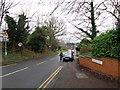 SP0179 : Top of Quarry Lane, Northfield, Birmingham by Jeff Gogarty