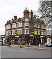 TQ3189 : Former public house, Frobisher Road by Julian Osley