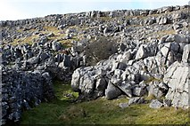 SD6876 : Limestone Country above Kingsdale by Chris Heaton