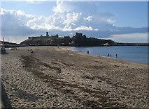SC2484 : Peel Beach by Shaun Ferguson